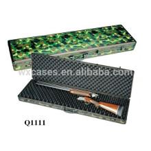 military aluminum gun case