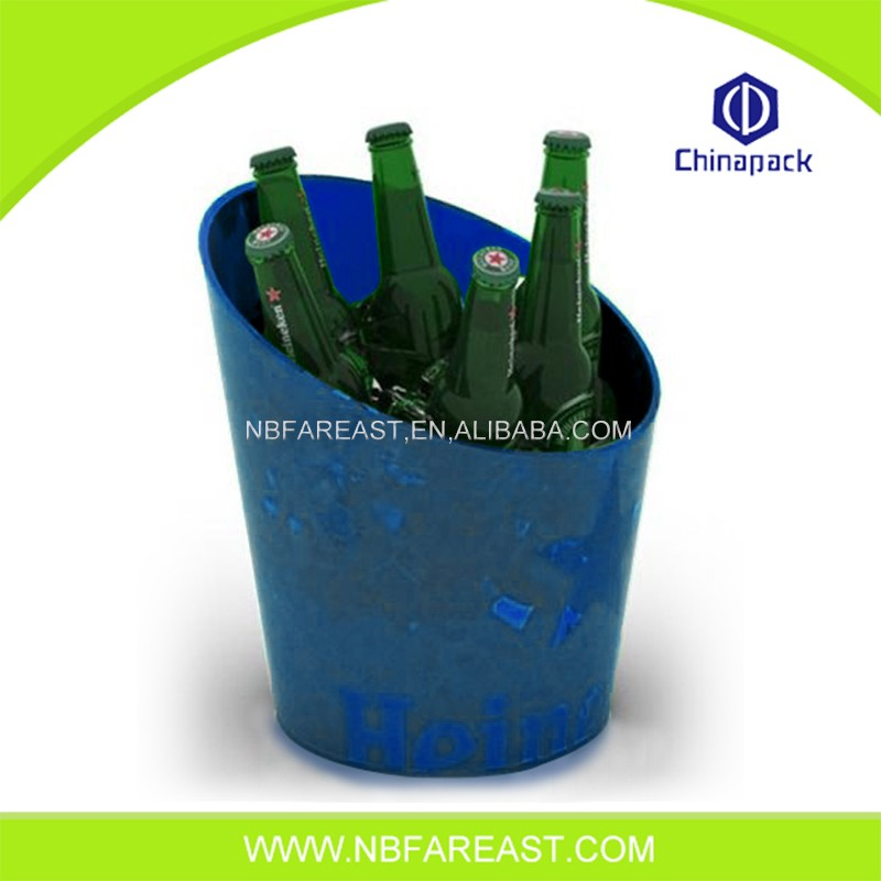 Newest fashion deep color fashion ice bucket