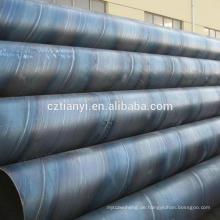 Ausgezeichnete Qualität niedrigen Preis Zeitplan 40 Kohlenstoff erw Stahlrohr