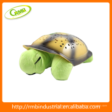 Personalizado pelúcia pelúcia animais, música crianças brinquedos