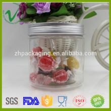 ПЭТ пищевой сорт 500 г пластиковый контейнер прозрачный для конфет