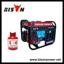 BISON (CHINA) Gerador de Gás Fornecedor Todos os Tipos de Gás Natural Gás de Gás Biogás Gerador de Gás Preço