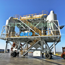 40m3 Capacity Dust Control Eco Port Hopper