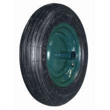 Günstige pneumatische Gummi-Rad