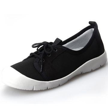 2015 Fashion Design Lace-up Women Classic Sneakers