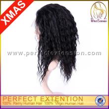 Jewish Product China Human Hair Wholesal Lace Front Wig