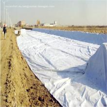 Membrana geotextil no tejida PP respirable