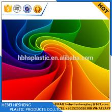 rouleaux de polypropylène tissés imprimés sur mesure