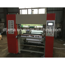 Fax Paper Rewinding Machine with Separation Cutter
