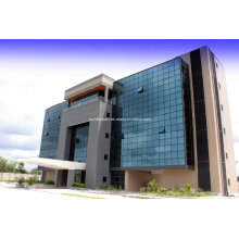 Anti Fogging Insulated Double Glass Curtain Walls