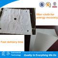 China Filtro filtro de placa de prensa de tela para la industria química