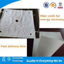 China Filter Pressenplatte Filtertuch für Chemische Industrie