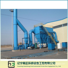 Precipitator-Plenum Pulse De-Dust Collector