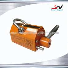 industrial handle-operating permanent lifting magnet