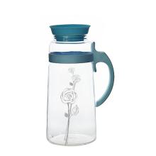 Очистить одностенный стеклянный чайник от SGS (KL140108-22)