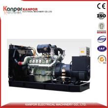 Mitsubishi 1164kw to 1600kw Diesel Generator Set with Good Engine