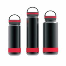 Botella de agua de consumición promocional del acero inoxidable de la venta caliente 18oz