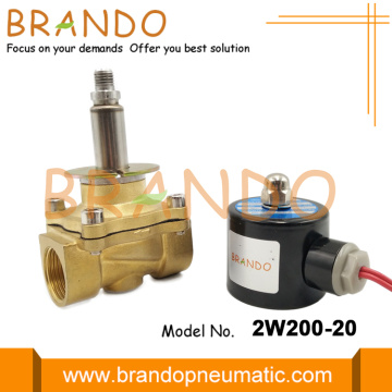 2W200-20 UNI-D Type Valve Operated Direct