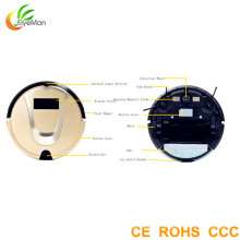 Auto Dry and Wet Robot Vacuum Cleaner Mop Cleaner