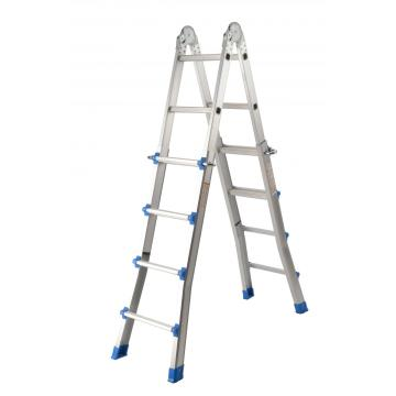 ALUMINIUM JOINT LADDER FOLDABLE
