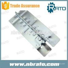 Charnière à collet en acier galvanisé RH-139