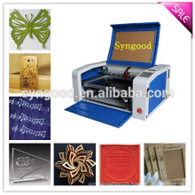 35W desktop co2 mini laser engraving machine, only need $1690-mini laser cutting machine for cloth