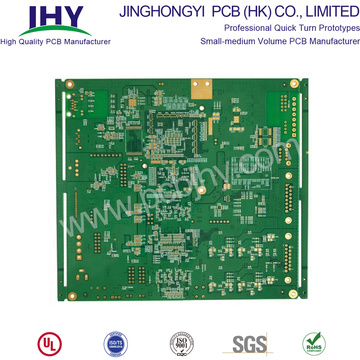 6-Schicht Immersion Gold PCB