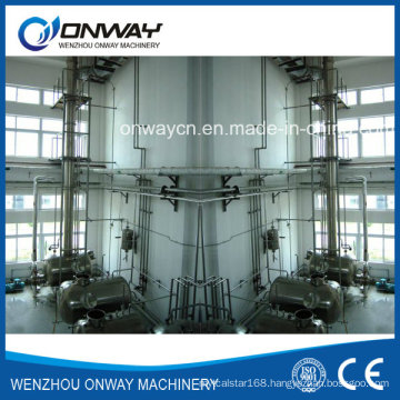 Jh Hihg Efficient Factory Price Stainless Steel Solvent Acetonitrile Ethanol Alcohol Distillery Equipments White Spirit Distillation