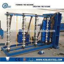 Blech- / Plattenwalzen Rohstoff-Crimpmaschine, Hydraulische hydraulische Biege-Kurvenmaschine