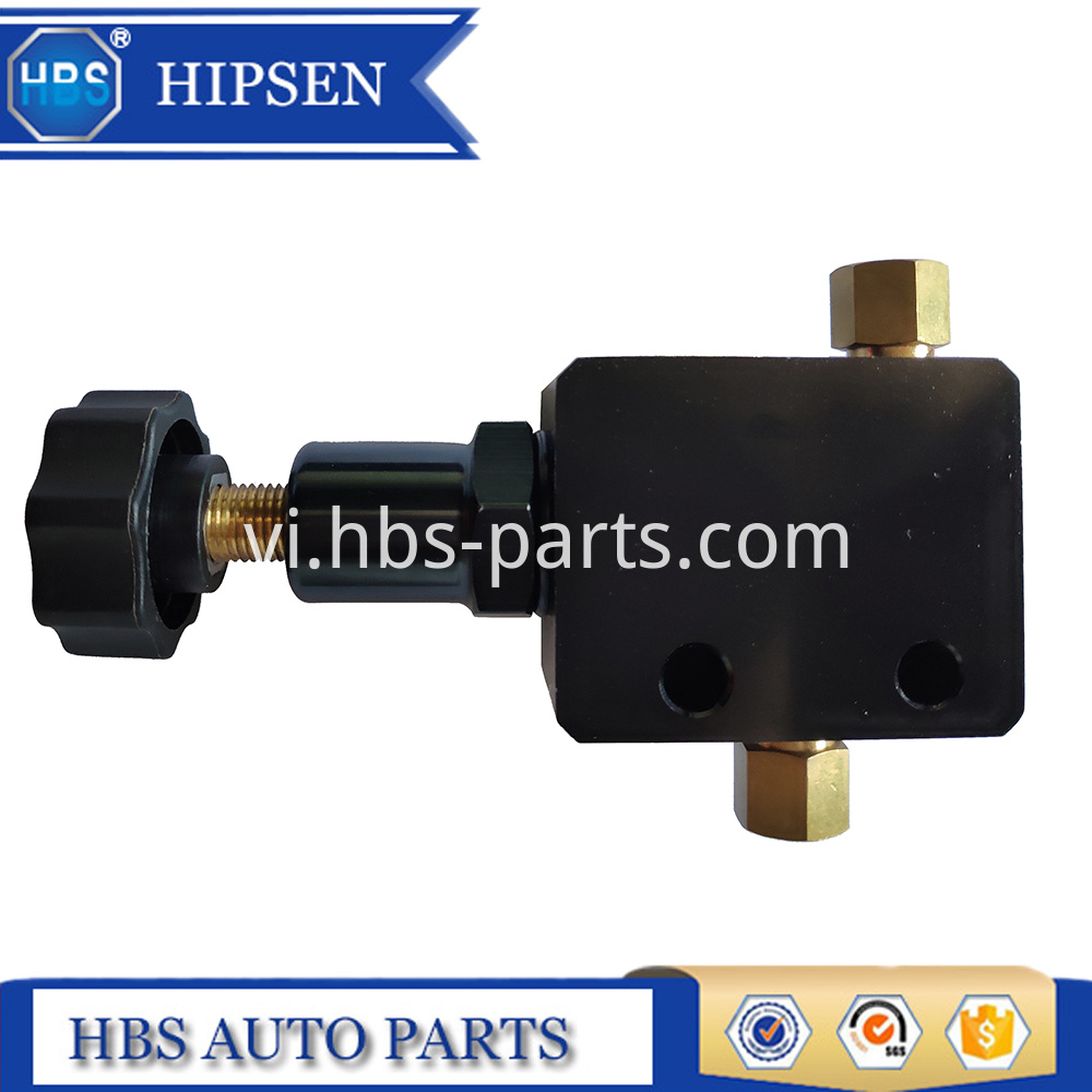 Adjustable Proportioning Valve For GM