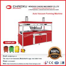 Máquina formadora de vacío de plástico para productos de moldeo de equipaje térmico