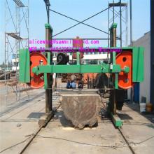 Máquina de sierra de cinta horizontal de madera para el procesamiento de madera dura