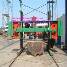Machine horizontale en bois de scie à ruban pour le traitement en bois dur