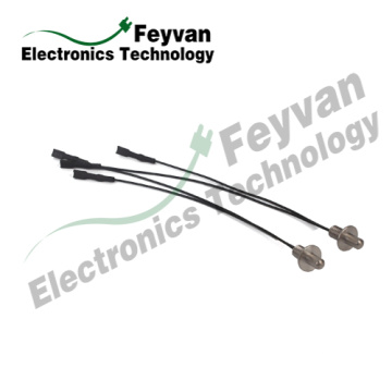 Screw Thread Probe Type NTC Temperature Sensor