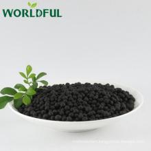 Factory sale blackgold humate coated urea 25% nitrogen fertilizer