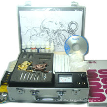 newest high quality frofessional - 2 Gun starter Tattoo Kit shipping fast