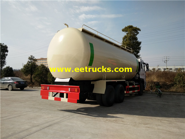 Cement Delivery Trucks