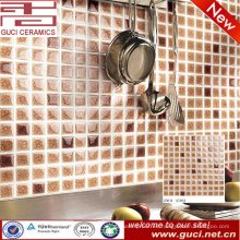 China suministra azulejo de mosaico de cerámica de la piscina de azulejo de la cocina de alta calidad
