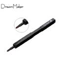 OEM / ODM Aceitável sintético cabelo flexível tubo Lip Brush.