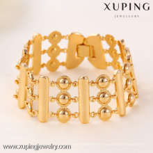 71391 Xuping Fashion Bracelet Femme avec Plaqué Or 18K