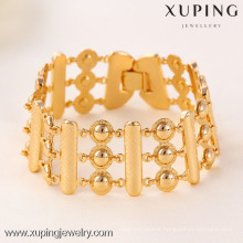 71391 Xuping Fashion Woman Bracelet with18K Gold Plated