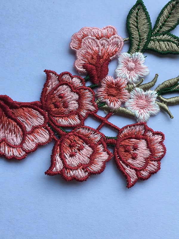 Beautiful Embroidery Patch