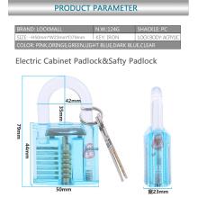 Serrurerie transparente Serrurerie Serrurerie / Armoire électrique Serrure de sécurité 50 #