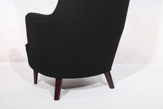 Living Room Wingback Lounge Chair