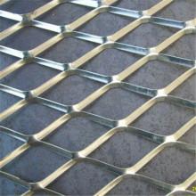 Feuille de métal déployée enduite par poudre d'acier inoxydable