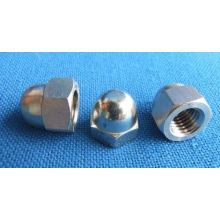 Zinc plated stainless Spherical Flange Nuts