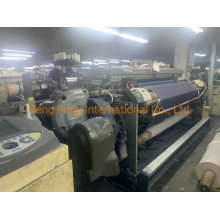 Used Rapier Loom Itema K88 230cm Year 2008 with Fimtextile 5s Dobby Running on Denim Weaving Machine for Sale