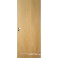 Simple Design Engineered Veneered Wood Flush Door