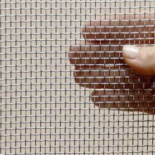 Varm! Rostfritt stål Security Screen mesh