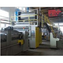Wj-150-1600 Ligne de production de 5 canaux en carton ondulé